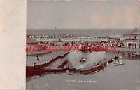 South Africa - DURBAN, Ocean Beach, The Water Chute,  Real Photo 1907
