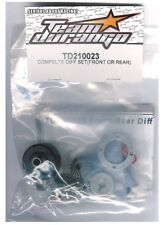 RC Team Durango TD210023 Differential Set Complete Front / Rear DEX408 DNX408 v2