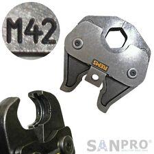 REMS 570160 Pressbacke M 42 Presszange M42 - Z.B. für Edelstahl Geberit Mapress
