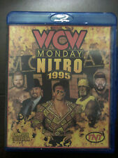 WCW Nitro 1995 World Championship Wrestling 1 Disc Blu ray Set