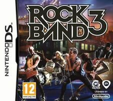 Rock Band 3 Game Nintendo DS & Courier Delivery