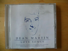 Dean Martin - love songs - CD