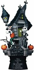 The Nightmare Before Christmas Jack House Diorama D-Stage 15 cm Beast Kingdom