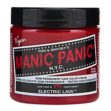 Manic Panic Classic Hair Dye Color Electric Lava Vegan 118ml Manic-Panic