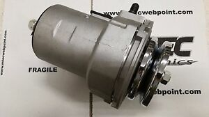 Alternator New Bosch Volkswagen VW Beetle Pulley Free