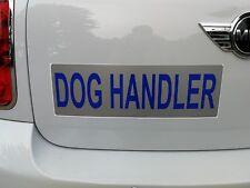 Unità di Handler per cani MAGNETE PORTIERE K9 unità Handler Portiera MAGNETI X 2