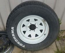 nissan patrol GU wheel and tyre