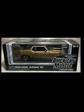 1970 Oldsmobile Cutlass Sx GOLD Autoworld 904