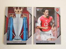 Topps 2004 2005  F.A Premier  League Stars Football Cards Variants 1~240 (ef1)