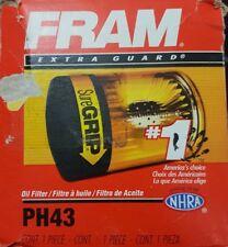 FRAM OIL FILTER PH43
