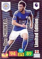 PANINI PREMIER LEAGUE 2019/20 BEN CHILWELL LIMITED EDITION MINT