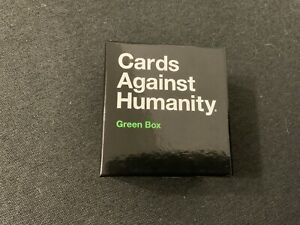 Cards Against Humanity - Green Box (Gebraucht)