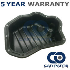 Engine Oil Sump + Drain Plug For Nissan Almera Tino Primera X-Trail 2.2 dCi