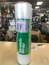 NEW Duck Stretch Wrap Film Plastic Clear 15in x 1000ft. 1250 sq ft