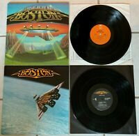 BOSTON Pre-Owned 2 Pack  LP's~ BOSTON-DON'T LOOK BACK-THIRD STAGE-STEREO