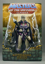 Masters Universe Classics Mattel Battle Ground Evil Lyn He-Man Matty Collector