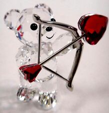KRIS BEAR -  CUPID CRYSTAL HEART ARROW 2016 SWAROVSKI  5136438