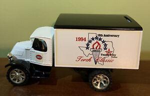 ERTL 1935 Mack Freight Truck 1/34 Bank 1994 Amoco Torch Classic Diecast GF8013