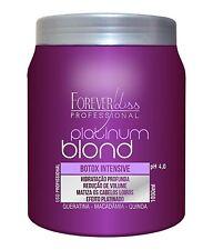 BTOXX PLATINUM BLOND MATIZADOR Forever Liss Professional 34oz 1000ml