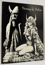 Fantasy by Fabian by Gerry de la Ree (ed.) Signed