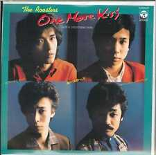 ROOSTERS-ONE MORE KISS-JAPAN 7INCH VINYL F56