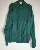 Vintage Macgregor Long Sleeve Green Hoodie XL