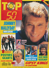 TOP 50 177 (22/7/89) HASSELHOFF JOHNNY HALLYDAY MADONNA