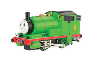 Bachmann 58742 PERCY THE SMALL ENGINE (WITH MOVING EYES) (HO SCALE) NEW