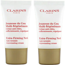 """SALE"""" Clarins Extra Firming Neck Anti Wrinkle Cream ◆15MLX2◆NEW SEALED POST FREE"""