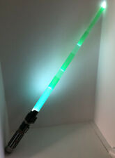 Star Wars Build Your Own Lightsaber 2007 Green Jedi Lfl Hasbro Disney
