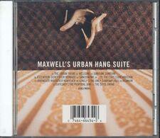 Maxwell - Urban Hang Suite Cd Eccellente