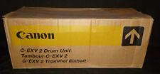 ORIGINALE Canon 4233a003 c-exv2 C-EXV 2 GIALLO TAMBURO DRUM NUOVO B