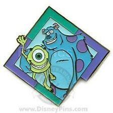 Disney Pin: Mickey's Mystery Pin Machine Disney- Pixar Collection Mike Wazowski