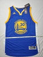 NBA Curry #30 Swingman Mens LG Jersey Warriors Golden State Men's Adidas