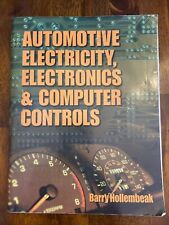 Automotive Electricity, Electronics & Computer Controls Book By:Barry Hollembeak