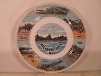 Irene's Atlantic City New Jersey Boardwalk Steel Pier Souvenir Collector Plate