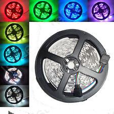5 Meter 24V RGB LED Strip Streifen SMD 5050 Nicht Wasserdicht IP00 300 LEDs 5M