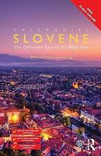 Colloquial Slovene With Free Mp3S  BOOK NEW