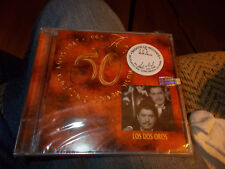 LOS DOS OROS CD 50 ANOS BRAND NEW SEALED
