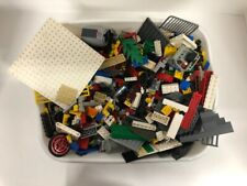 Lot of Assorted Loose LEGO Pieces & Parts - Bricks Square Bases & Accessories