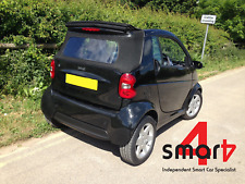 Smart ForTwo Cabrio Roof - Rear Window Repair Service