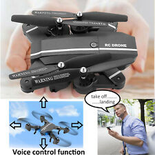 Nano 8807W Foldable With Wifi FPV RC Camera 2.4G 6-Axis RC Quadcopter Drone Toys