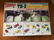 Thunderbirds Tb-2 Container Dock 1/350Th Scale Model Kit Aoshima No. 003541 1999