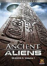 NEW Ancient Aliens: Season 5 - Volume 1 [DVD] FACTORY SEALED 3 Disc Collection