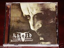 Khold: Hundre Ar Gammal CD 2008 Candlelight Records USA CDL424D Original NEW