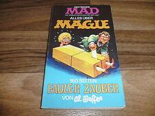 MAD Taschenbuch  # 3 -- Al Jaffee 160 Seiten FAULER ZAUBER von 1974