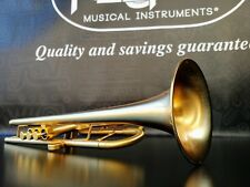 JP by Taylor Satin Gold Custom Bb Trumpet- Professional (Heavy Weight)