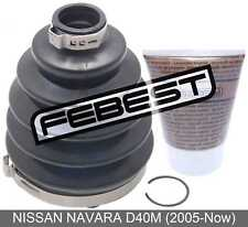 Boot Outer Cv Joint Kit 88X126X26.5 For Nissan Navara D40M (2005-Now)