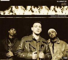 Illmat!c Skillz (1999, feat. Xavier Naidoo, Moses Pelham) [Maxi-CD]