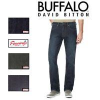 SALE Buffalo David Bitton Driven-X Basic Mens Straight Fit Stretch Classic Jeans